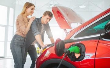 Compare electric & hybrid car lease deals